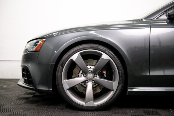 Used 2014 Audi RS 5 quattro Used 2014 Audi RS 5 quattro for sale $42,999 at Response Motors in Mountain View CA 11
