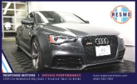 Used 2014 Audi RS 5 quattro Used 2014 Audi RS 5 quattro for sale $42,999 at Response Motors in Mountain View CA 2