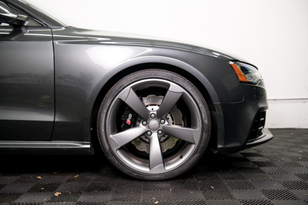 Used 2014 Audi RS 5 quattro Used 2014 Audi RS 5 quattro for sale $42,999 at Response Motors in Mountain View CA 4