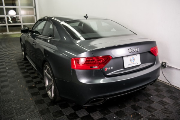 Used 2014 Audi RS 5 quattro Used 2014 Audi RS 5 quattro for sale $42,999 at Response Motors in Mountain View CA 7