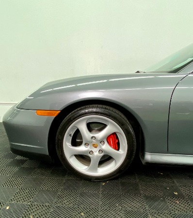 Used 2004 Porsche 911 Carrera 4S Used 2004 Porsche 911 Carrera 4S for sale Sold at Response Motors in Mountain View CA 12