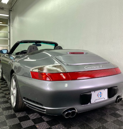 Used 2004 Porsche 911 Carrera 4S Used 2004 Porsche 911 Carrera 4S for sale Sold at Response Motors in Mountain View CA 6