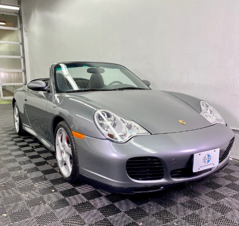 Used Used 2004 Porsche 911 Carrera 4S for sale $38,999 at Response Motors in Mountain View CA
