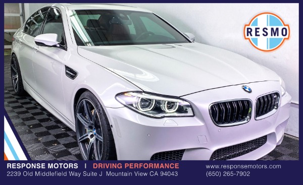 Used 2014 BMW M5 Used 2014 BMW M5 for sale Sold at Response Motors in Mountain View CA 2