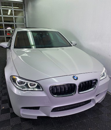 Used 2014 BMW M5 Used 2014 BMW M5 for sale Sold at Response Motors in Mountain View CA 3