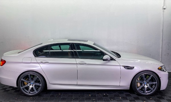 Used 2014 BMW M5 Used 2014 BMW M5 for sale Sold at Response Motors in Mountain View CA 5