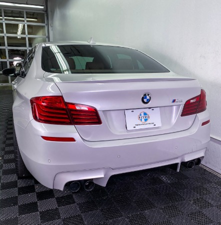Used 2014 BMW M5 Used 2014 BMW M5 for sale Sold at Response Motors in Mountain View CA 8