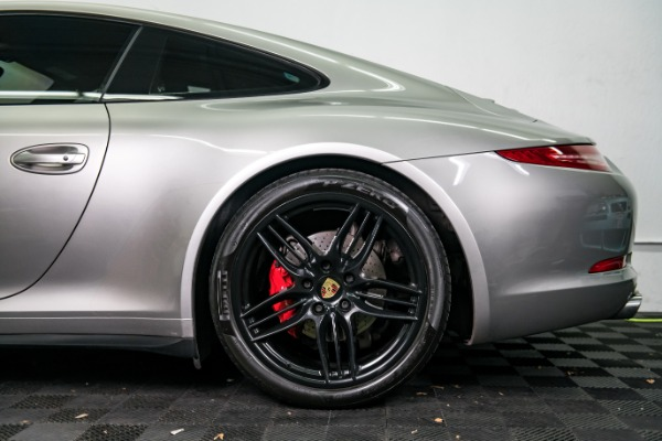 Used 2013 Porsche 911 Carrera 4S Used 2013 Porsche 911 Carrera 4S for sale Sold at Response Motors in Mountain View CA 10