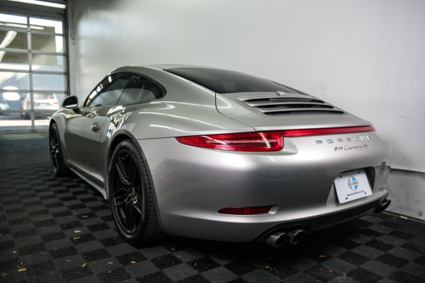 Used 2013 Porsche 911 Carrera 4S Used 2013 Porsche 911 Carrera 4S for sale Sold at Response Motors in Mountain View CA 6