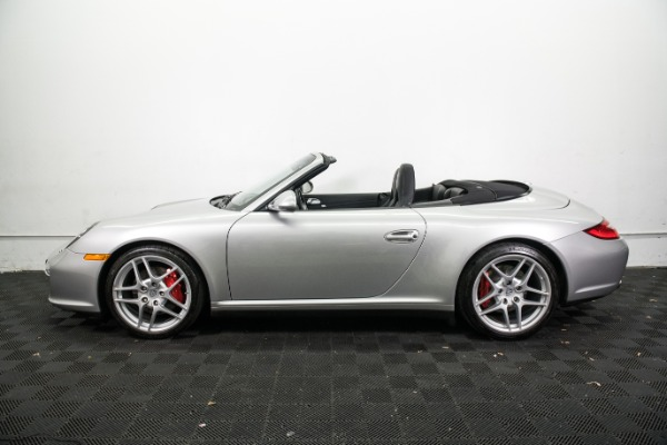 Used 2010 Porsche 911 Carrera 4S Used 2010 Porsche 911 Carrera 4S for sale Sold at Response Motors in Mountain View CA 12