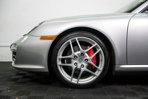 Used 2010 Porsche 911 Carrera 4S Used 2010 Porsche 911 Carrera 4S for sale Sold at Response Motors in Mountain View CA 13