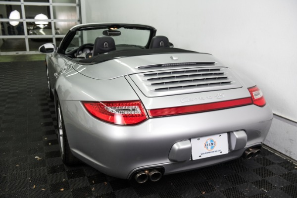 Used 2010 Porsche 911 Carrera 4S Used 2010 Porsche 911 Carrera 4S for sale Sold at Response Motors in Mountain View CA 9
