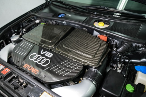 Used 2003 Audi RS 6 quattro Used 2003 Audi RS 6 quattro for sale Sold at Response Motors in Mountain View CA 18