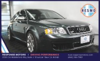 Used 2003 Audi RS 6 quattro Used 2003 Audi RS 6 quattro for sale Sold at Response Motors in Mountain View CA 2