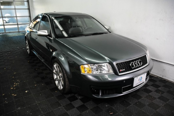 Used 2003 Audi RS 6 quattro Used 2003 Audi RS 6 quattro for sale Sold at Response Motors in Mountain View CA 3
