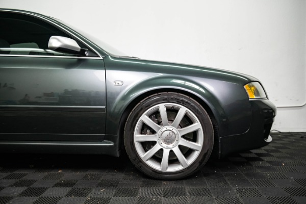 Used 2003 Audi RS 6 quattro Used 2003 Audi RS 6 quattro for sale Sold at Response Motors in Mountain View CA 4