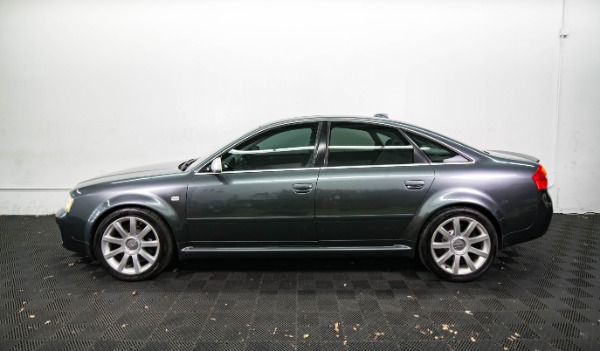 Used 2003 Audi RS 6 quattro Used 2003 Audi RS 6 quattro for sale Sold at Response Motors in Mountain View CA 9