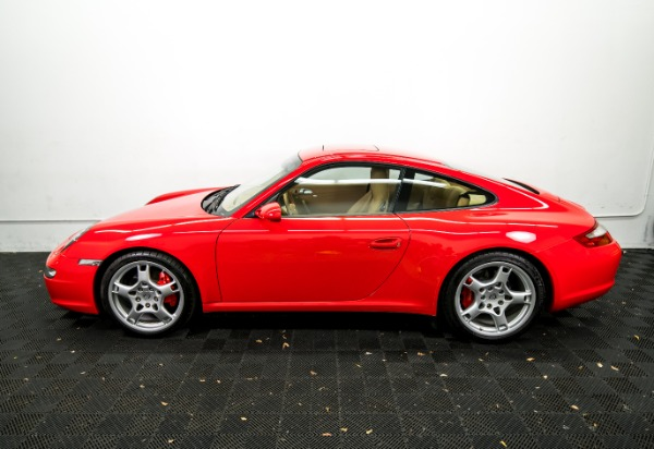 Used 2007 Porsche 911 Carrera 4S Used 2007 Porsche 911 Carrera 4S for sale Sold at Response Motors in Mountain View CA 10