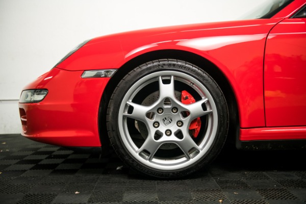 Used 2007 Porsche 911 Carrera 4S Used 2007 Porsche 911 Carrera 4S for sale $55,299 at Response Motors in Mountain View CA 11