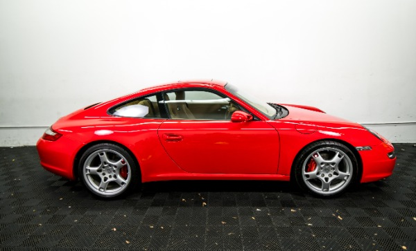 Used 2007 Porsche 911 Carrera 4S Used 2007 Porsche 911 Carrera 4S for sale $55,299 at Response Motors in Mountain View CA 5