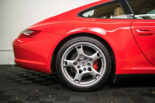 Used 2007 Porsche 911 Carrera 4S Used 2007 Porsche 911 Carrera 4S for sale $55,299 at Response Motors in Mountain View CA 6
