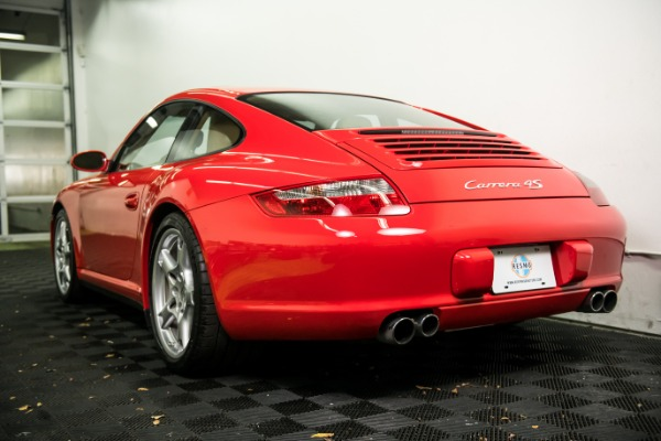 Used 2007 Porsche 911 Carrera 4S Used 2007 Porsche 911 Carrera 4S for sale $55,299 at Response Motors in Mountain View CA 7