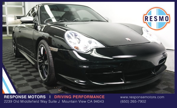 Used 2005 Porsche 911 GT3 Used 2005 Porsche 911 GT3 for sale Sold at Response Motors in Mountain View CA 2