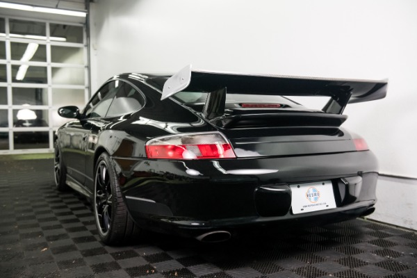 Used 2005 Porsche 911 GT3 Used 2005 Porsche 911 GT3 for sale Sold at Response Motors in Mountain View CA 7