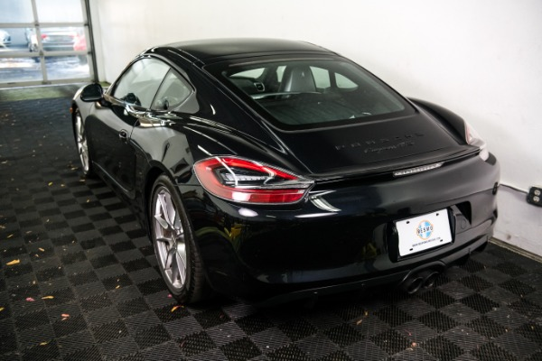 Used 2015 Porsche Cayman GTS Used 2015 Porsche Cayman GTS for sale Sold at Response Motors in Mountain View CA 10