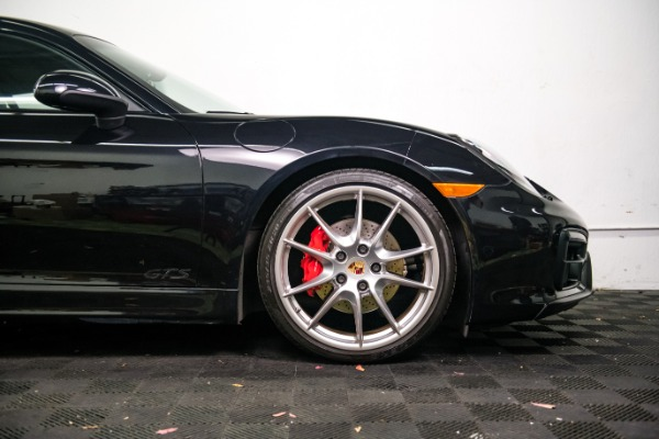 Used 2015 Porsche Cayman GTS Used 2015 Porsche Cayman GTS for sale Sold at Response Motors in Mountain View CA 11