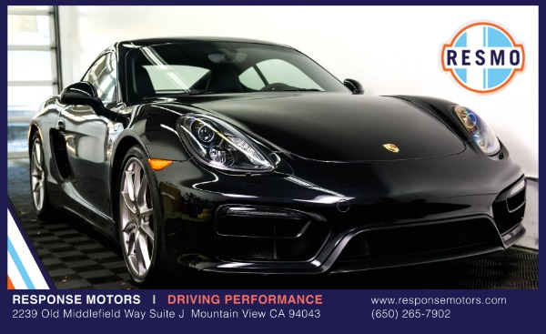 Used 2015 Porsche Cayman GTS Used 2015 Porsche Cayman GTS for sale $58,199 at Response Motors in Mountain View CA 2
