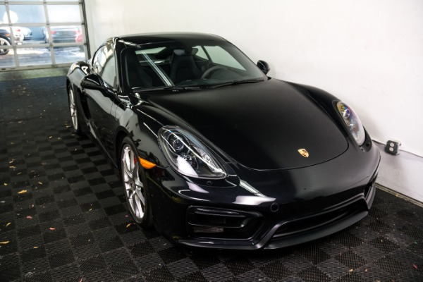 Used 2015 Porsche Cayman GTS Used 2015 Porsche Cayman GTS for sale Sold at Response Motors in Mountain View CA 3