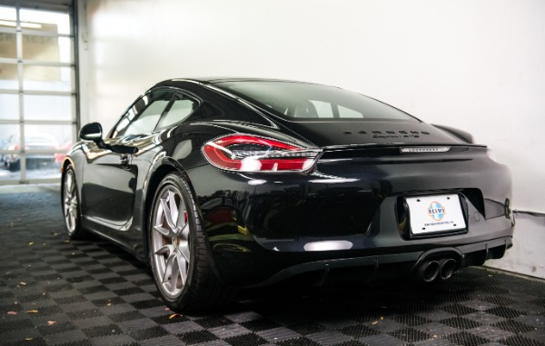 Used 2015 Porsche Cayman GTS Used 2015 Porsche Cayman GTS for sale Sold at Response Motors in Mountain View CA 8