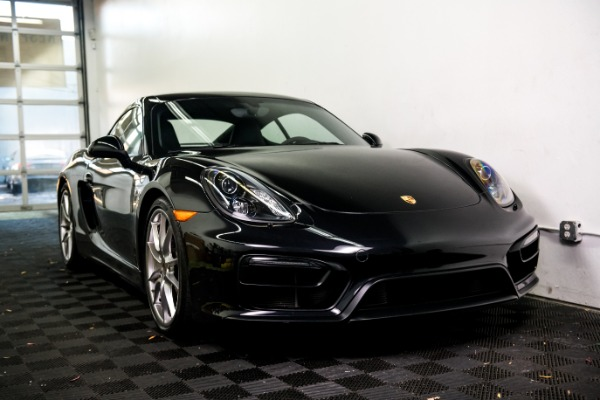 Used Used 2015 Porsche Cayman GTS for sale $58,199 at Response Motors in Mountain View CA