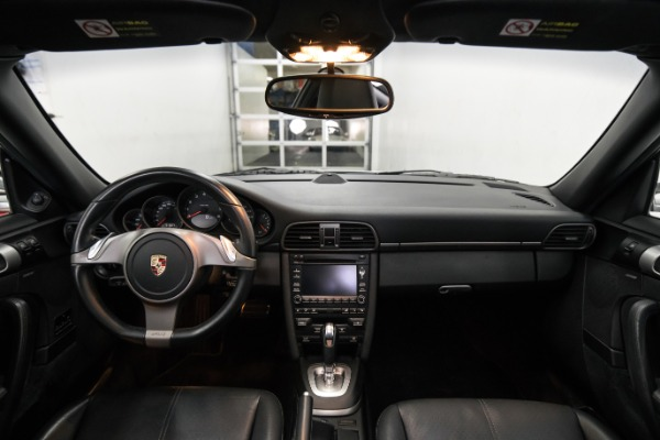 Used 2010 Porsche 911 Carrera Used 2010 Porsche 911 Carrera for sale Sold at Response Motors in Mountain View CA 18