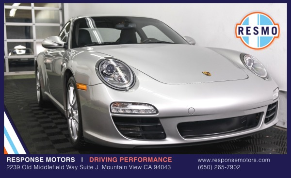 Used 2010 Porsche 911 Carrera Used 2010 Porsche 911 Carrera for sale Sold at Response Motors in Mountain View CA 2