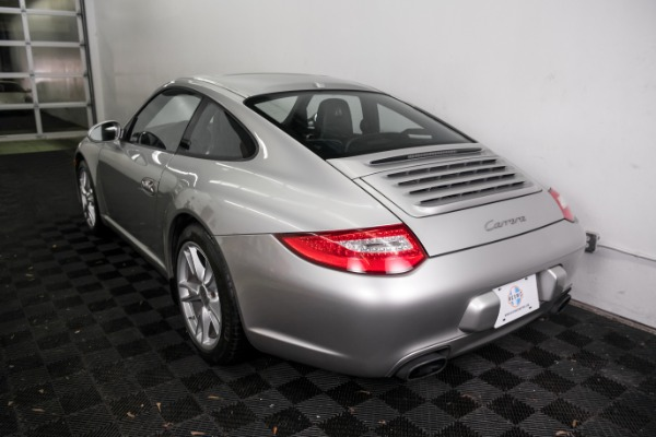Used 2010 Porsche 911 Carrera Used 2010 Porsche 911 Carrera for sale Sold at Response Motors in Mountain View CA 8