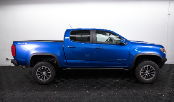 Used 2018 Chevrolet Colorado ZR2 Used 2018 Chevrolet Colorado ZR2 for sale $35,399 at Response Motors in Mountain View CA 4