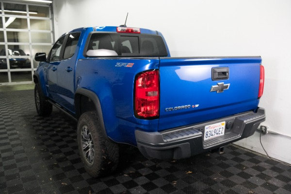 Used 2018 Chevrolet Colorado ZR2 Used 2018 Chevrolet Colorado ZR2 for sale $35,399 at Response Motors in Mountain View CA 6