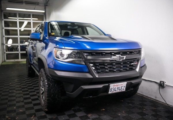 Used 2018 Chevrolet Colorado ZR2 Used 2018 Chevrolet Colorado ZR2 for sale $35,399 at Response Motors in Mountain View CA 1