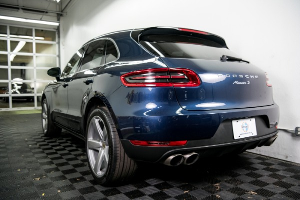 Used 2016 Porsche Macan S Used 2016 Porsche Macan S for sale Sold at Response Motors in Mountain View CA 6