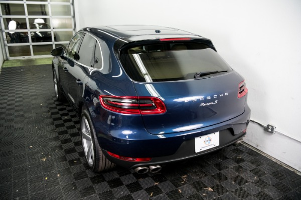 Used 2016 Porsche Macan S Used 2016 Porsche Macan S for sale Sold at Response Motors in Mountain View CA 7