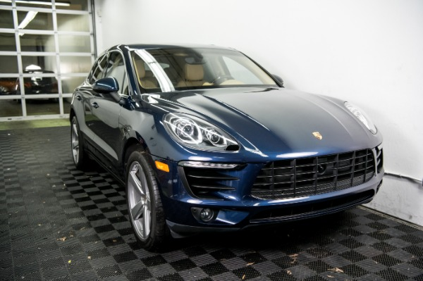 Used Used 2016 Porsche Macan S for sale $41,499 at Response Motors in Mountain View CA
