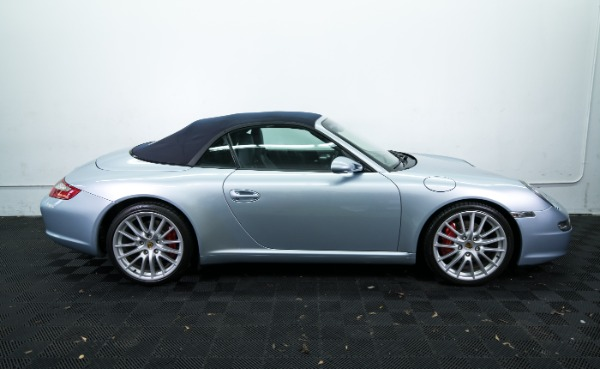 Used 2005 Porsche 911 Carrera S Used 2005 Porsche 911 Carrera S for sale Sold at Response Motors in Mountain View CA 6