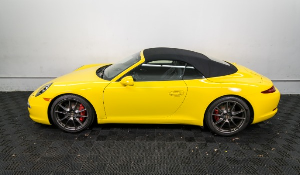 Used 2013 Porsche 911 Carrera S Convertible Used 2013 Porsche 911 Carrera S Convertible for sale $72,199 at Response Motors in Mountain View CA 10