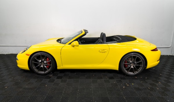 Used 2013 Porsche 911 Carrera S Convertible Used 2013 Porsche 911 Carrera S Convertible for sale $72,199 at Response Motors in Mountain View CA 11