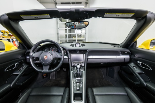 Used 2013 Porsche 911 Carrera S Convertible Used 2013 Porsche 911 Carrera S Convertible for sale $72,199 at Response Motors in Mountain View CA 15