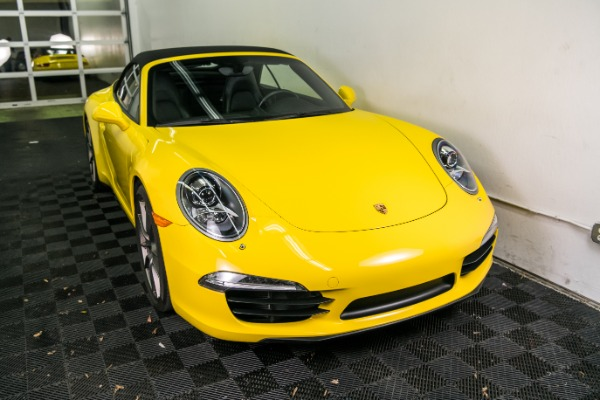 Used 2013 Porsche 911 Carrera S Convertible Used 2013 Porsche 911 Carrera S Convertible for sale $72,199 at Response Motors in Mountain View CA 2