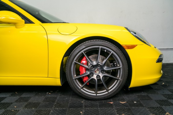 Used 2013 Porsche 911 Carrera S Convertible Used 2013 Porsche 911 Carrera S Convertible for sale $72,199 at Response Motors in Mountain View CA 3