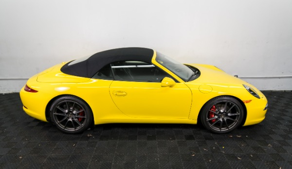 Used 2013 Porsche 911 Carrera S Convertible Used 2013 Porsche 911 Carrera S Convertible for sale $72,199 at Response Motors in Mountain View CA 5